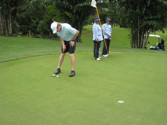 Golf Course Management & Etiquette